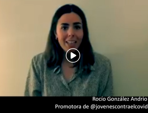 Rocío González-Andrio @Jovenescontraelcovid