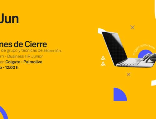16 de junio | Luis Olábarri, Alumni: «Dinámicas de Grupo y Técnicas de selección»