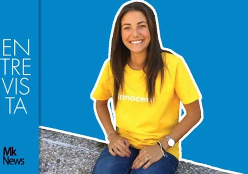 Entrevista a Alba Calatayud, 'brand manager' para España y Portugal de la marca de 'smoothies' Innocent
