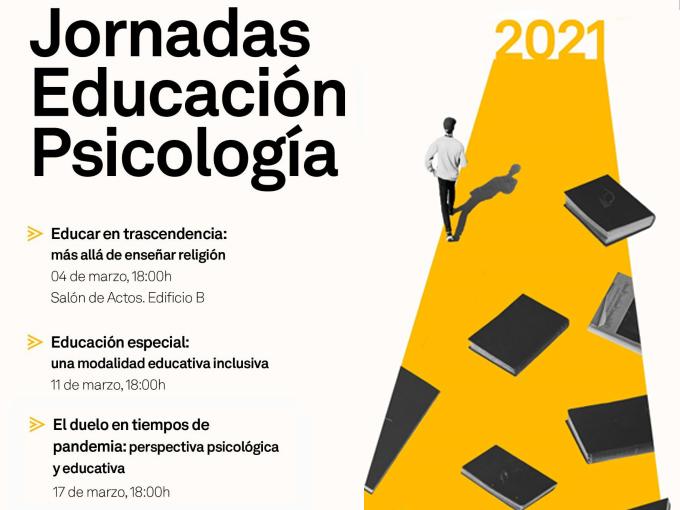 4 MARZO| Jornadas de Educación y Psicología: «La trascendencia, la Educación Especial y el duelo en la pandemia, a análisis»