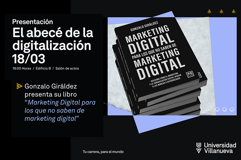 18 MARZO | 'Marketing digital para los que no saben de marketing digital'