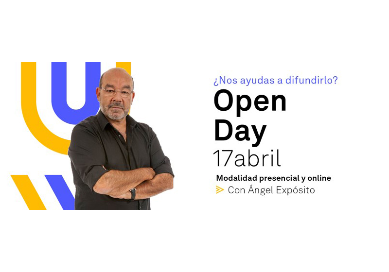 Open Day 17 de abril